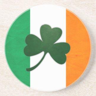 Ireland Shamrock Coaster coaster