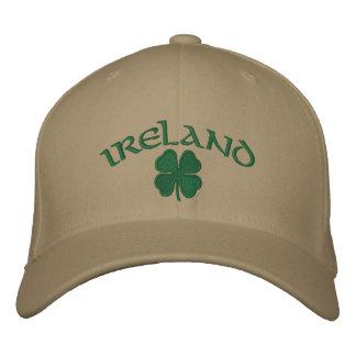 Ireland Shamrock Hat