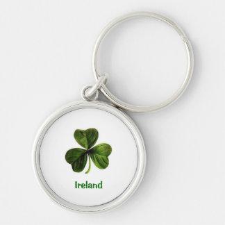 Ireland Shamrock - Keychain
