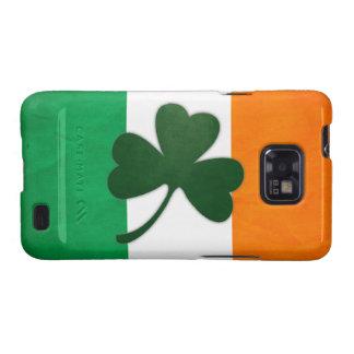 Ireland Shamrock Samsung Galaxy Case Samsung Galaxy S2 Cases