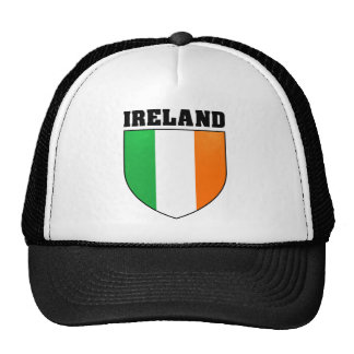 Ireland Shield Hat
