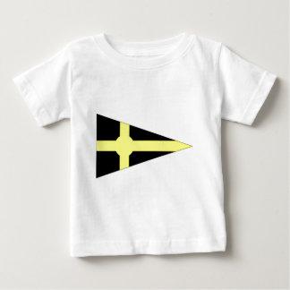 Ireland Skerries Sailing Club Ensign Baby T-Shirt