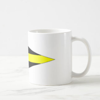 Ireland Skerries Sailing Club Ensign Coffee Mug