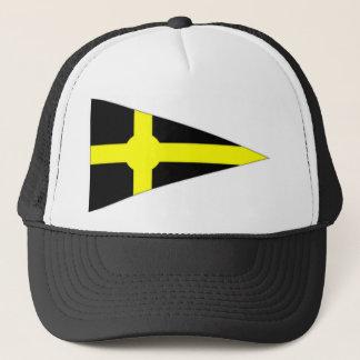 Ireland Skerries Sailing Club Ensign Trucker Hat