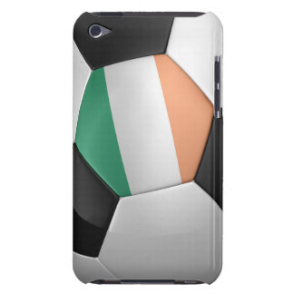 Ireland Soccer Ball Barely There iPod Cases