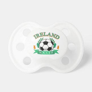 Ireland soccer ball designs BooginHead pacifier