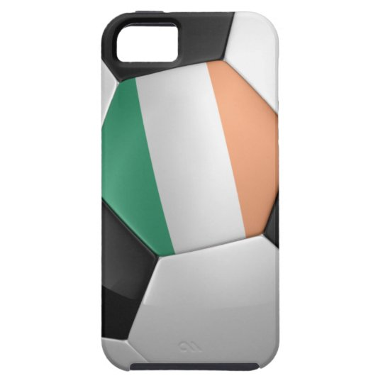 Ireland Soccer Ball iPhone SE/5/5s Case