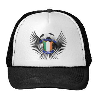 Ireland Soccer Champions Hat