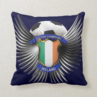 Ireland Soccer Champions Pillow