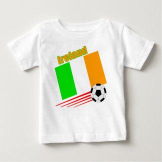 Ireland Soccer Team Baby T-Shirt