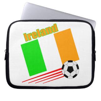 Ireland Soccer Team Laptop Computer Sleeve