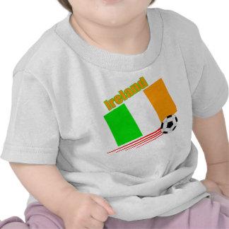 Ireland Soccer Team T Shirt