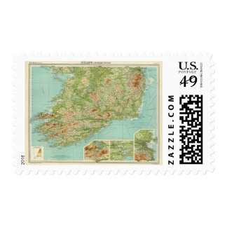 Ireland southern section postage