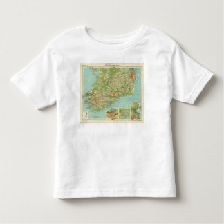 Ireland southern section toddler t-shirt