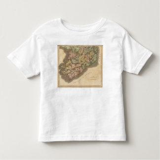 Ireland southern toddler t-shirt