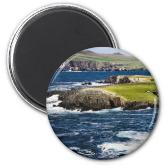 Ireland, Southwest Coast 2 Inch Round Magnet
