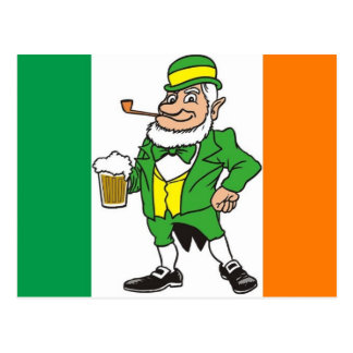 Ireland St. Patrick Postcard