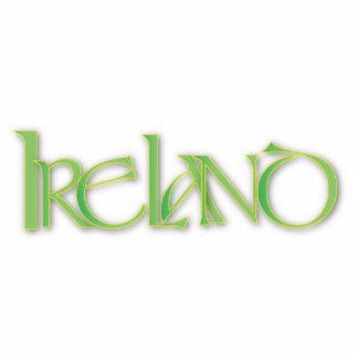 Ireland Statuette