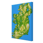 Ireland Stretched Canvas Prints
