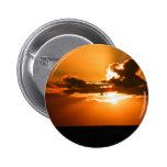 Ireland Sunset 2 Inch Round Button