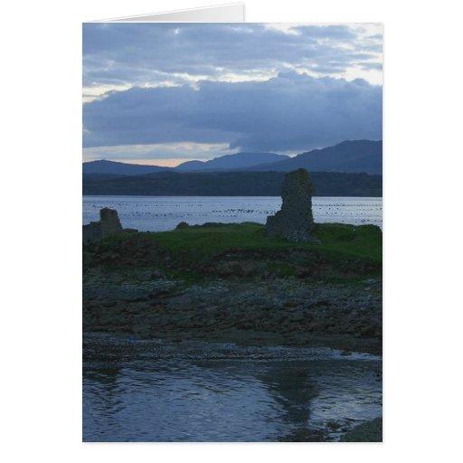 Ireland Sunsets Card