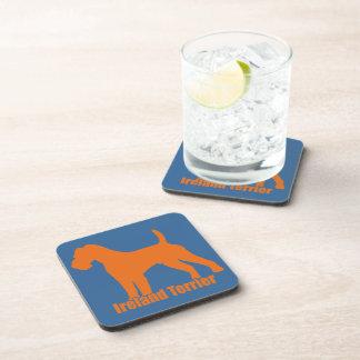 Ireland Terrier Beverage Coaster