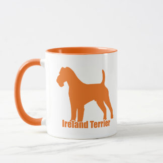 Ireland Terrier Mug