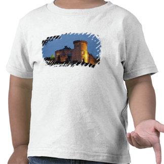 Ireland, the Dromoland Castle lit at dusk, T Shirts