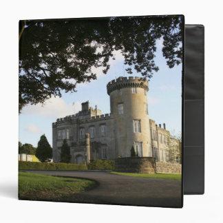 Ireland, the Dromoland Castle side entrance. 3 Ring Binders