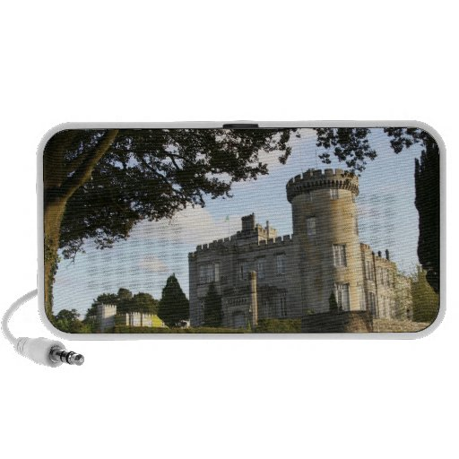 Ireland, the Dromoland Castle side entrance. Speaker System