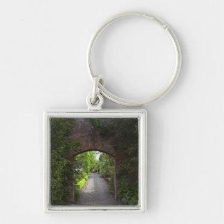 Ireland, the Dromoland Castle very green Keychain