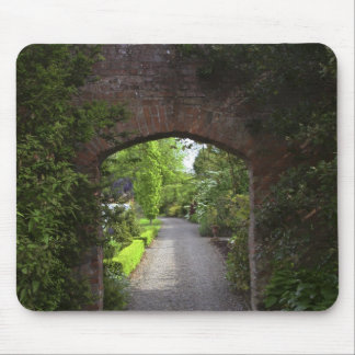Ireland, the Dromoland Castle very green Mouse Pad