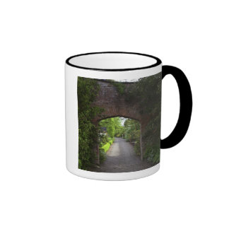 Ireland, the Dromoland Castle very green Ringer Coffee Mug