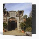 Ireland, the Dromoland Castle Walled Garden Vinyl Binders