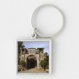 Ireland, the Dromoland Castle Walled Garden Keychain