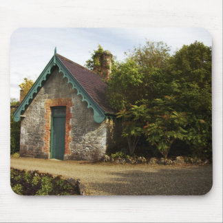 Ireland, the Dromoland Castle walled garden Mouse Pad