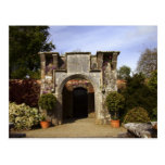 Ireland, the Dromoland Castle Walled Garden Postcards