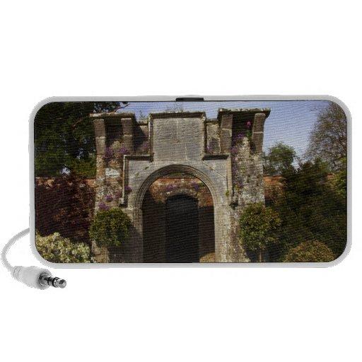 Ireland, the Dromoland Castle Walled Garden Travel Speaker