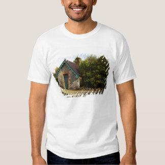 Ireland, the Dromoland Castle walled garden T-Shirt