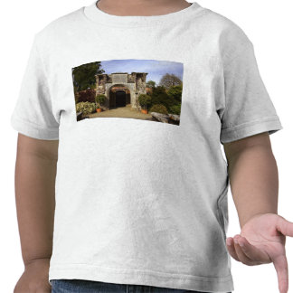 Ireland the Dromoland Castle Walled Garden T-shirts