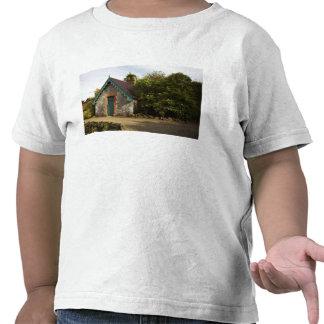 Ireland the Dromoland Castle walled garden Tshirt