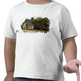 Ireland the Dromoland Castle walled garden Tshirts