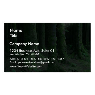 Ireland Tons Of Wild Flowers Ancient Tombs Dark Mo Business Card Templates