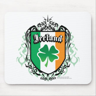 Ireland Tribal Mouse Pad