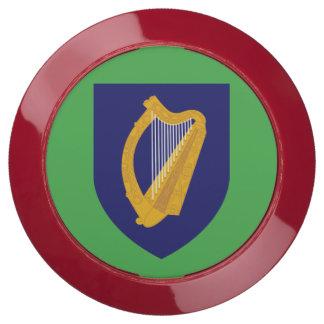 Ireland USB Charger Black