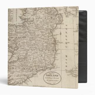 Ireland Vinyl Binders