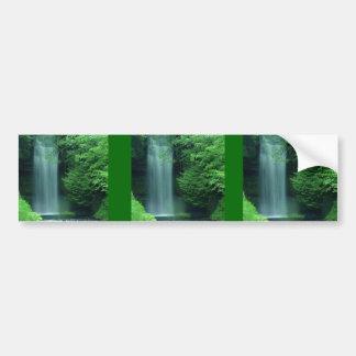 Ireland Waterfall Bumper Stickers