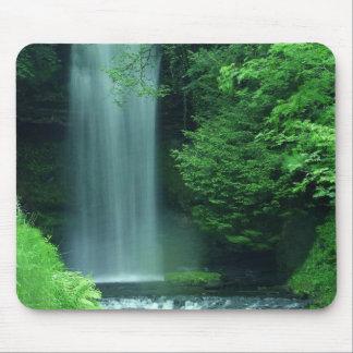 Ireland Waterfall Mousepads