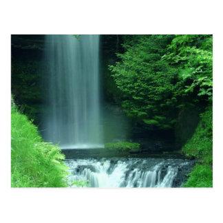 Ireland Waterfall Postcards