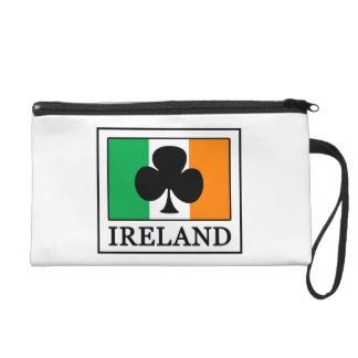 Ireland wristlet